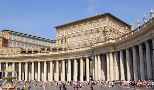 St Peter's Square by JaZziMini