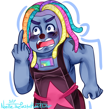 Bismuth by ThePastelHobbit