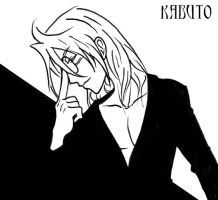 Yakushi Kabuto: Naruto by DreamingRed