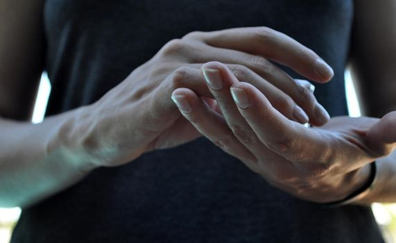 Marna's hands by purrr-of-the-moment