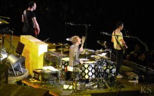 Muse at Giants Stadium 2 by Enbahan