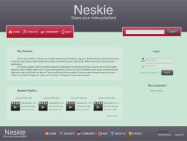 Neskie Layout by VeraCotuna