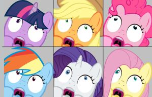 My Little Pony: Friendship is AHH by SonicBrony
