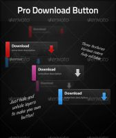 Pro Download Button by Rafael-Olivra