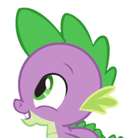 Spike . by Acuario1602