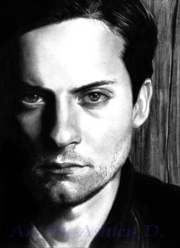Tobey Maguire by shley77