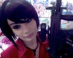 Ada Wong resident evil 6 Test Photo by CosmicNya