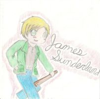 James Sunderland by landnaruto123