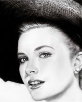 Grace Kelly by mwford