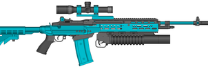 In-Depth: VMAR36-A1 Variable Mag Assault Rifle by GrimReaper64