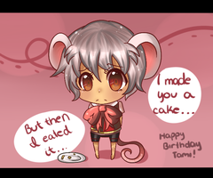 Happy Birthday Tami by Ween-E
