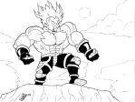 No-Frills All-Thrills Tournament the Saiyan's Priz by Connan-Bell