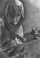 Assassin's Creed - Altair by Orionca