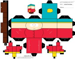 Cartman Cubee by jordof131