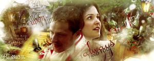 Snow and Charming Once upon a time by bxromance