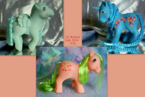 G1 Rehairs (3) by wylf