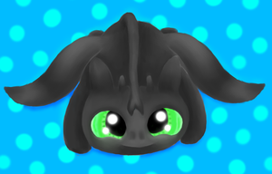 Toothless by Beaken