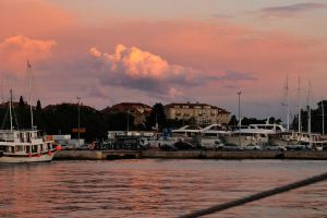 Harbour sunset 3 - Split by wildplaces