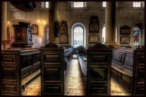Trinity Church Leeds HDR by GaryTaffinder