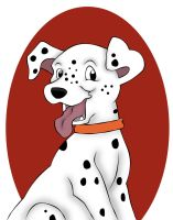101 Dalmatians- Freckles by Beastwithaddittude