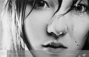 Pencil Portrait by HPortraits