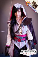 Assassins Creed 2 - Ezio cosplay - Hand made by Mandi180sx