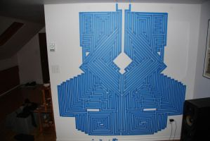 Wall Maze 2 by Seath