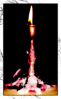 A Dying Candle In Thy Darkness by Wormed