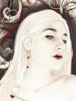 The White Queen by fee-absinthe
