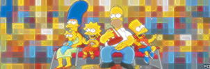 Firma The Simpsons by polmp3005