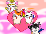 Hamtaro Ham Ham Heartbreak by MarioSimpson1