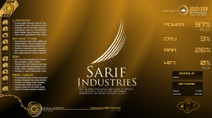 Sarif Industries by Acelphius
