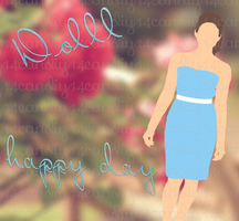 Doll Happy Day by CANDIY14
