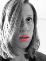 Pink Lips, if only it was a disease. by Chynna-B