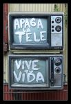 Apaga la Tele by noirchile