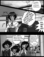 Contemporary Colleagues: Ch1 Pg1 by Prateh-Kampuchea