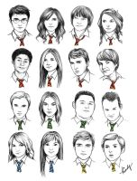 HP cast by kimpertinent
