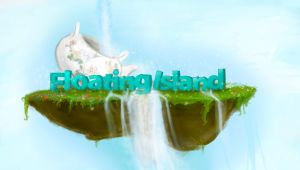 Floating Island thingy by kwant