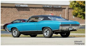 A 1968 Chevelle SS by TheMan268