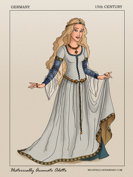 Historically Accurate Odette by Wickfield
