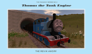 Thomas the Tank Engine (RWS Cover) by DarthAssassin