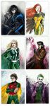 Superheroes by Ines92