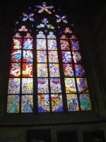 stained glass windows - stock by hermiona1988-stock
