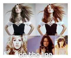 On the line - action by imperfectfeelings