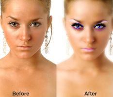 Retouch 02 by gilang2007