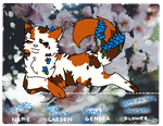 The Flowers, They'd Sit and Talk to Me for Hours by EvaEevee