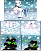 Alternate story reference: Crystal Empire - Pg 3 by bossboi