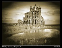 Whitby Abbey 1864 rld 01 by richardldixon