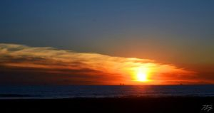 California Sunset II by mightystag