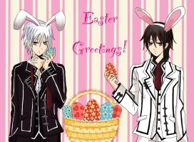 VK Boys - Easter Surprise! by LibertyBella